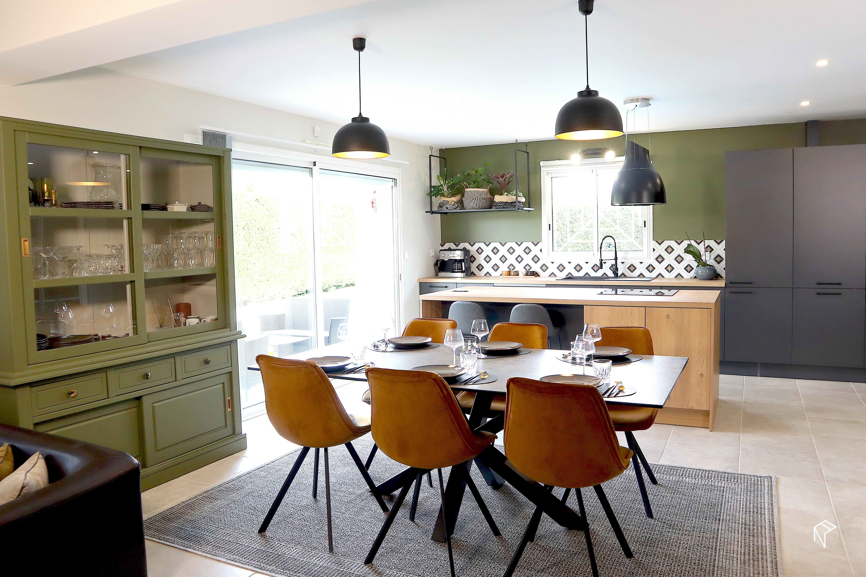 Sainte-Eulalie ✦ 2019-2020 ✦ Extension et rénovation complète d'une maison